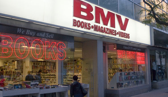 image of BMV Books  (Edward)