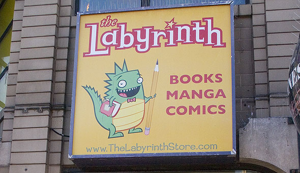 image of The Labyrinth Books
